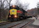 Cuyahoga Valley Scenic #4241 by LDLAWRENCE