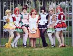 Maid Cafe - Fruity by aco-rea