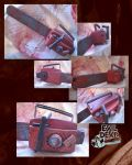 Evil Dead Chainsaw by TimBeard