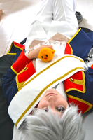 APH Cosplay: Prussia by SabakuNoChie