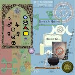 Pagan ClipArt Kit 01 by Sandgroan