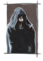 Darth Sidious by idirt
