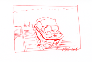 Bambe Cottage Sketch 3 by AdamTSC