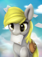 Derpy by Rodrigues404