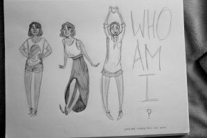 Who Am I? by Ditchthesidewalk