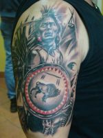 native american by scottytat2