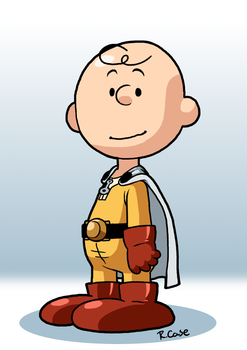 One Punch Chuck by rongs1234