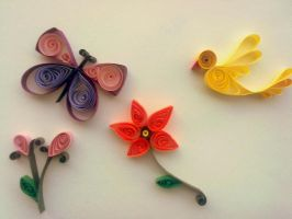 Quilling by Swapneil