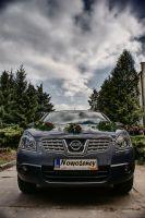 Wedding car in HDR by marian9502