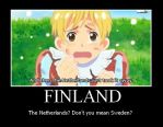 Finland Demotivational Poster by Nagabonar-an