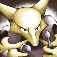 Alakazam by SailorClef