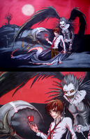 Death Note by Poline-MoonLight