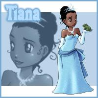 Patch: Tiana by Street-Angel