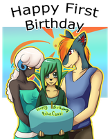 Birthday Pic by Black0Eternity