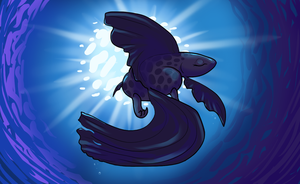 CotW14 - Diving with the Moon by LOLlyACE