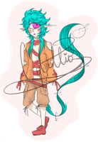 Side Adopt #1 - Open by Kyoji-Adopts