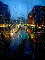 Rain in the City. by TwelveStep