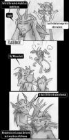 Heroic Misfits: Comic 56 by Dragon-Element
