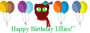 Happy Birthday Effies~ by Dot-Returns