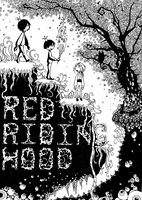 Red Riding Hood sample page by Mau-Acheron