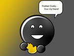 Rubber Ducky - Your My Friend by LoGiCaLyImPaIrEd