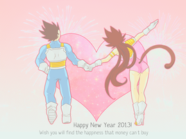 +Happy New Year+ by Gokuran
