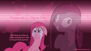 Pinkamena Diane Pie Wallpaper 2 by brightrai