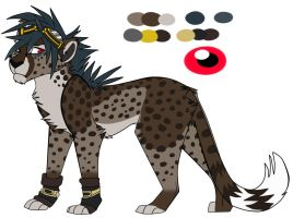 Design Commish:Novakstiel by Rain-Strive