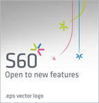 S60 Vector Logo by Flahorn
