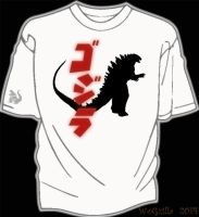World of Gojira 2014 T-Shirt idea by WoGzilla