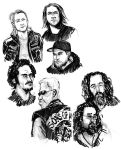 Sons of Anarchy by Engelen