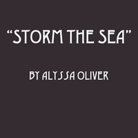 Storm the Sea GIF by AlyOh
