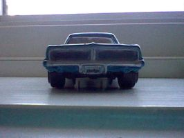 Maisto '69 Dodge Charger R/T Grille by Thunder-Jacob-Wolfe