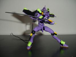 Evangelion EVA-01 Stance 3 by unit0918