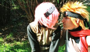 narusaku: lost in your eyes by FairyScarlet