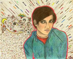 conor oberst by wreckoner