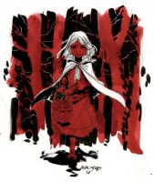 Little Red Riding Hood by Walmsley