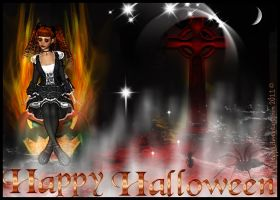 Happy Halloween 2011 by im1happy