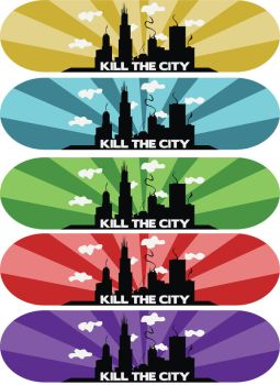 Kill The City - Colors by DannySheds