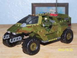 UNSC Warthog Variants MP 05 by coonk9