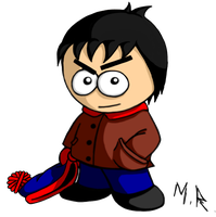 South Park's Stan Marsh 2 by ShadowNinja976