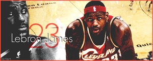 LeBron James Signature by me969