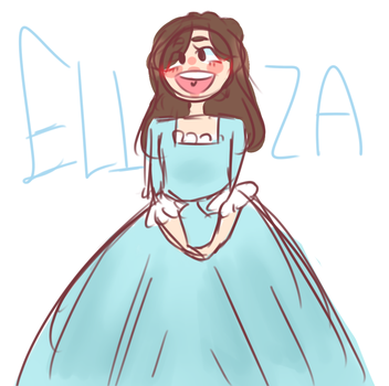 I love Eliza by Anotherstupidartist
