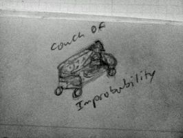 RIP Couch of Improbability by Chilliethefaerie