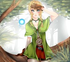Linkle by Catness00