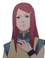 Uzumaki Kushina Render by xUzumaki