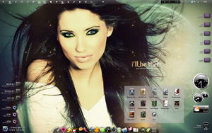 My Modded Win7 4th Screen by AndreTM