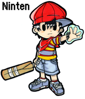 Ninten by AverageJoey543