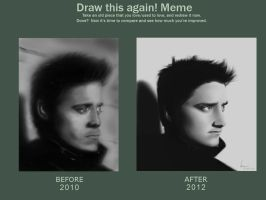 Draw again meme! by NyleLevi