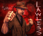 Lawless - The Snake by looklooklookitabook